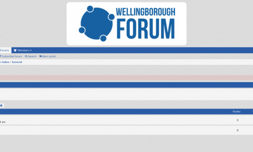 Wellingborough Forum